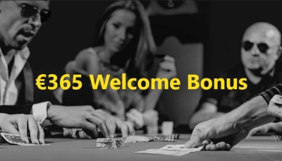 The welcome offer at Bet365 Poker
