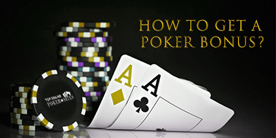 How to take the maximum of your poker bonus?