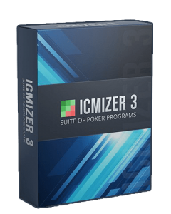 ICMIZER is a poker tool designed to help you learn the ICM in a player-friendly and interactive way